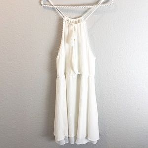 ASOS WYLDR mini dress sz M